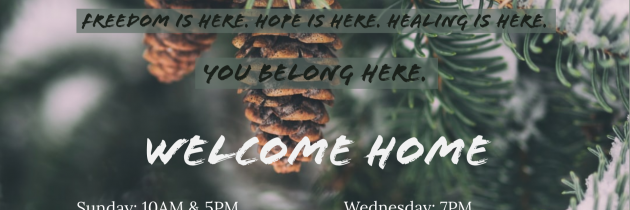 Everyone is Welcome here.